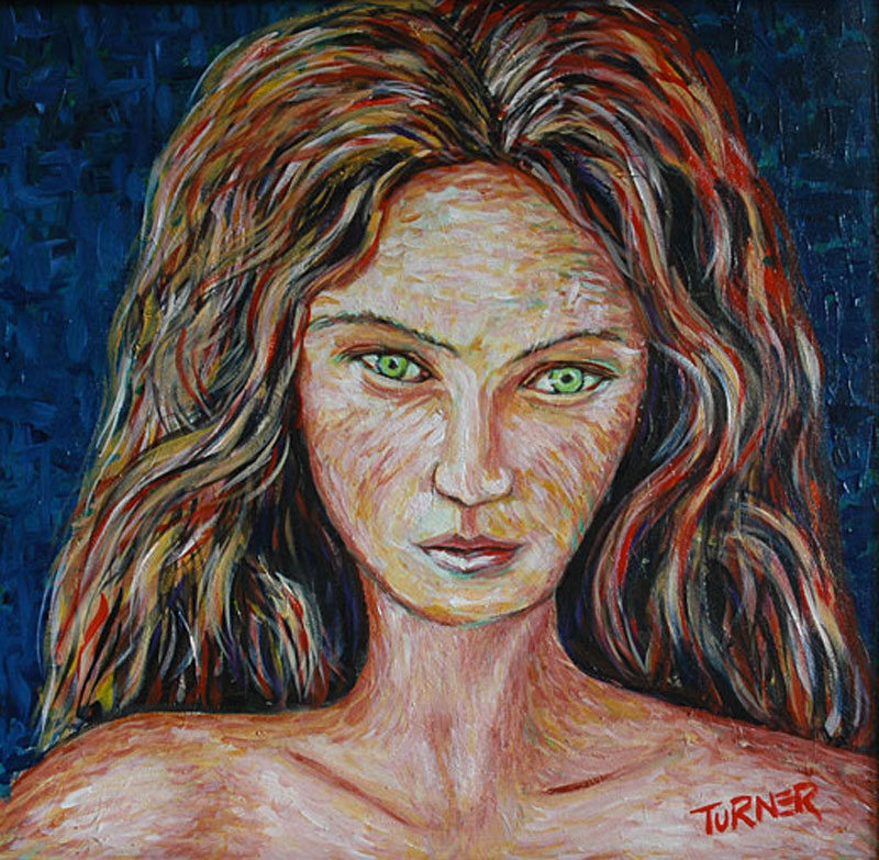 Expressive Art With People Paintings